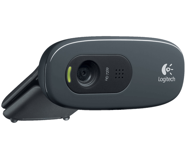 Logitech c310 hd webcam high-def video calls – solid net solutions.